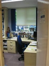 Mrs Owen's Office